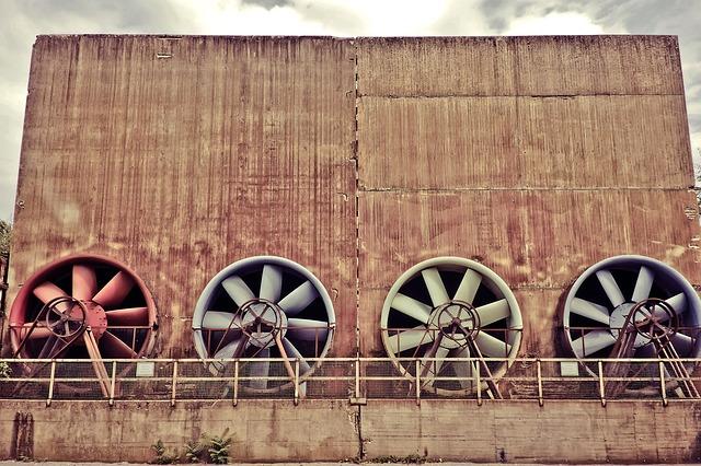 Ventilatori Industriali: composizione e utilizzi